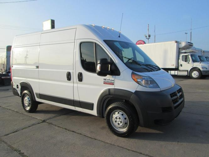 2014 DODGE PROMASTER 2500 VANS HIGH ROOF